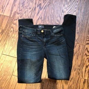Abercrombie skinny jeans size 25/0 long